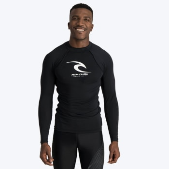 Rip Curl Men's Classic Icon Long Sleeve Rashvest - Sold Out Online