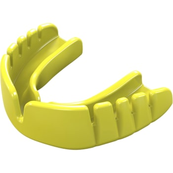OPRO Snap-Fit Flavoured Senior Mouthguard