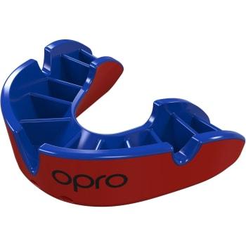 OPRO Silver Senior Mouthguard