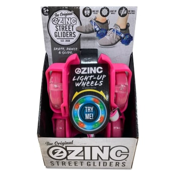 Zinc Street Glider Heel Skates