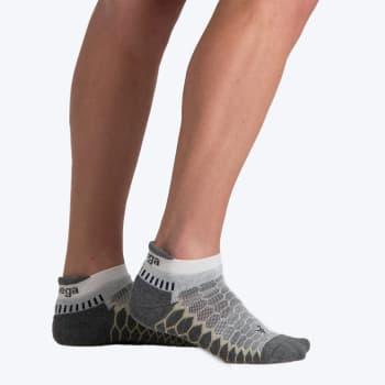 Balega Silver Running Sock Size (M)