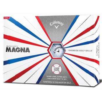 Callaway Magna - 3 pack Golf Balls