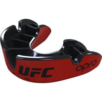 OPRO UFC Silver Senior Mouthguard