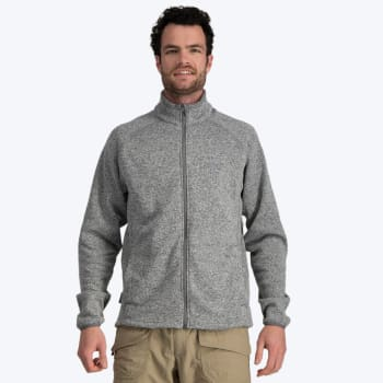 Capestorm Men's Gale Zip Through Fleece Jacket - Sold Out Online