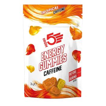 High 5 Energy Gummies Caffeine 26g - Sold Out Online