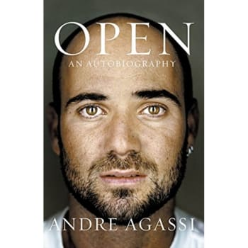 Open: Andre Agassi - Out of Stock - Notify Me