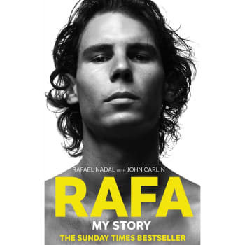 Rafa: My Story - Out of Stock - Notify Me