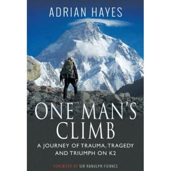 One Man's Climb - Out of Stock - Notify Me