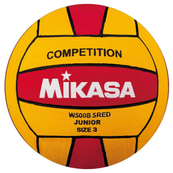 Mikasa Junior Competition Water Polo Ball Size 3