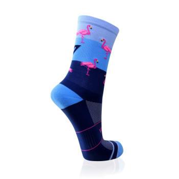 Versus Flamingo Socks Size 8-12