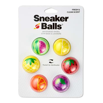 Sofsole Fruitastic Sneaker Balls