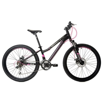 "Avalanche Junior Girls Cosmic Disc 24"" Mountain Bike"