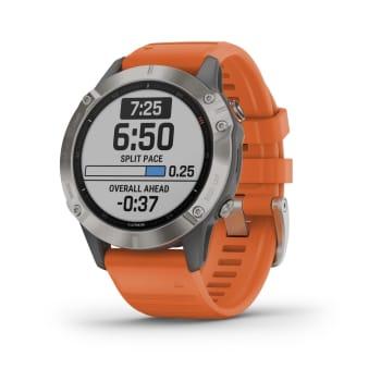 Garmin Fenix 6 Sapphire Titanium Multisport GPS Watch - Sold Out Online