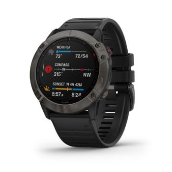 Garmin Fenix 6X Sapphire  Multisport GPS Watch - Out of Stock - Notify Me