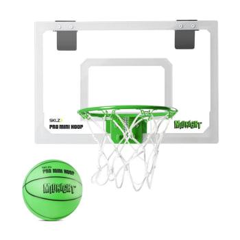 SKLZ Pro Mini Glowing Basketball Hoop