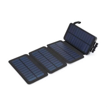 Red-E RSP80 4  Panel Solar 8000 mAh Powerbank