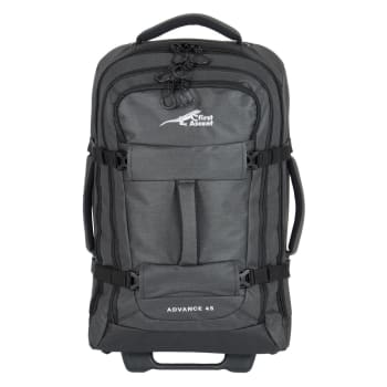 First Ascent MelangeTrolley Bag 45L