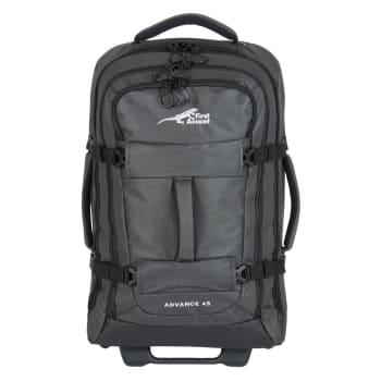 First Ascent MelangeTrolley Bag 45L