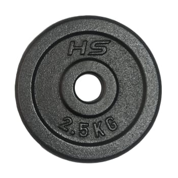 HS Fitness 2.5kg 30mm Plate