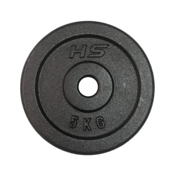 HS Fitness 5.0kg 30mm Plate - Out of Stock - Notify Me