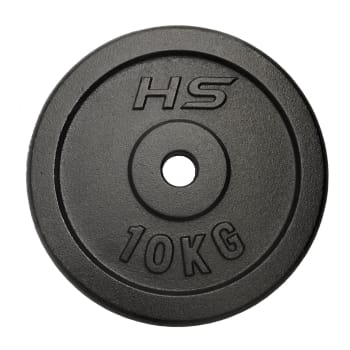 HS Fitness 10kg 30mm Plate - Out of Stock - Notify Me