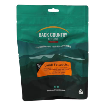 Back Country Cuisine  Lamb Fettuccine - Sold Out Online