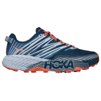 Hoka One One Women's Speedgoat 4 Trail Running Shoes - Sold Out Online