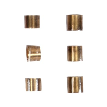 Hurricane Brass Ferrules 10mm