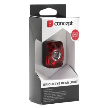 Concept Brighteye Rear light