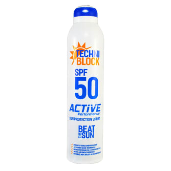 Techniblock SPF50  Spray 300ml