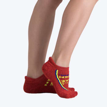 Falke Socks Hidden Cool 4-6 (W20 Flame/Dark Red)
