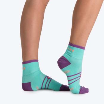 Falke Socks 8860 Drynamix Anklet Silver Run 7-9