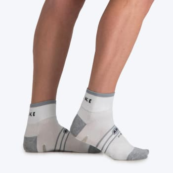 Falke Socks 8860 Drynamix Anklet Silver Run 13-15 - Out of Stock - Notify Me