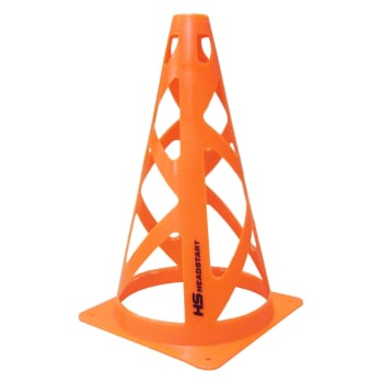 "HS Headstart Helix 9"" cone 6pk Skills Training Accessory"