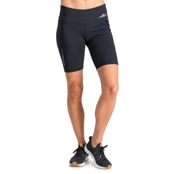 First Ascent Women's Corefit 8'' Short Run Tight