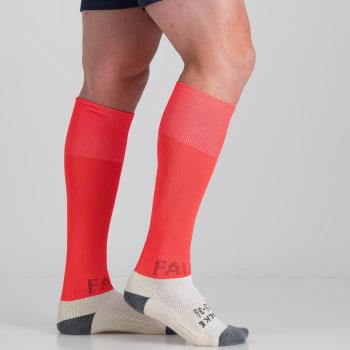 Falke Neon Coral Practice Sock Solid 8-12