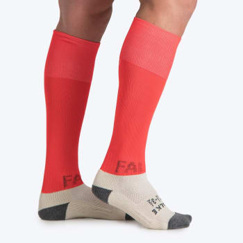 Falke Neon Coral Practice Solid Sock Size 12.5-3.5