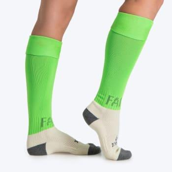 Falke Neon Coral Practice Socks Solid 12.5-3.5