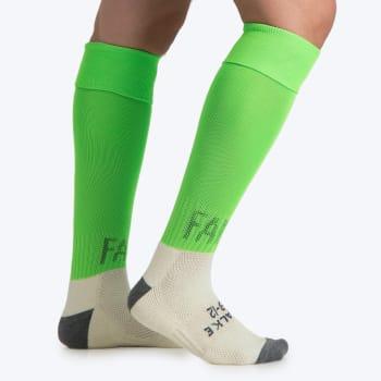Falke Neon Lime Practice Socks Solid 8-12