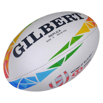 Gilbert HSBC 7's Replica Rugby Ball