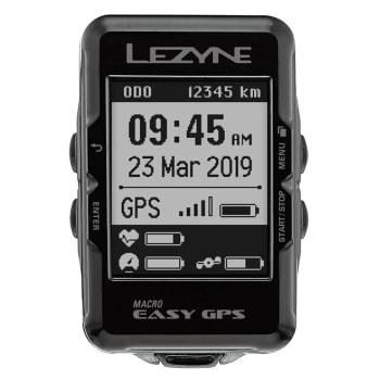 Lezyne Macro Easy GPS Computer