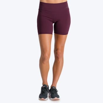 First Ascent Women's Tempo 6'' Short Run Tight