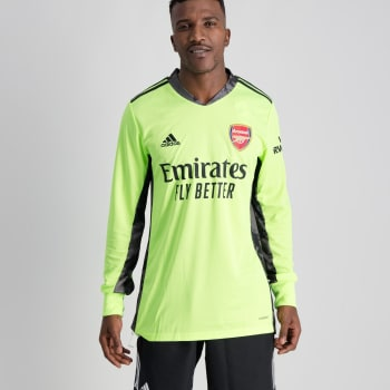 Arsenal Men's 20/21 Home Goalkeeper Soccer Jersey