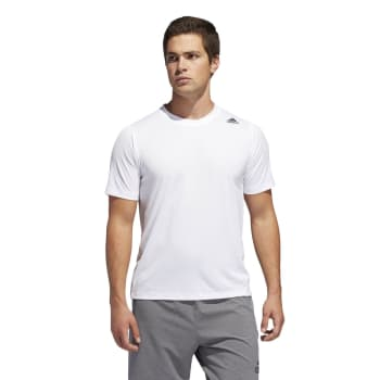 adidas Men's 3 Stripe Tennis Tee