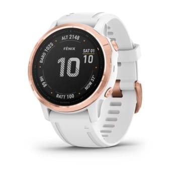 Garmin Fenix 6S Pro - Black Multisport GPS Watch