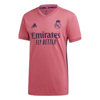 Real Madrid Men's Away 20/21 Soccer Jersey