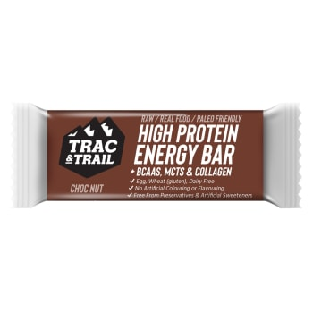 Trac & Trail High Protein Energy Bar