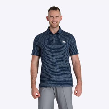 adidas Men's Ultimate 365 Space Dye Golf Polo