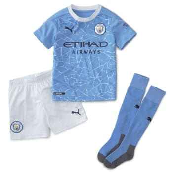 Man City 20/21 Infant Kit