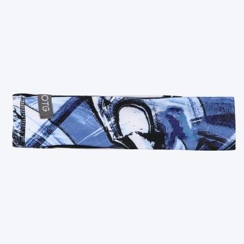 OTG Ladies Tame the Mane headband - Bali blues - Find in Store